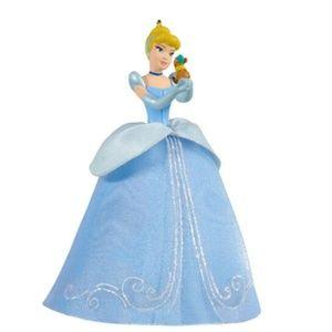 Cinderella & Gus Ornament Disney Wedding Princess